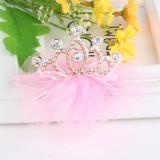 """Κλιπ """"Pink crown"""""""
