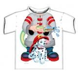 T-Shirt Πυροσβέστης