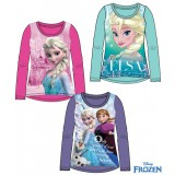"""Μπλούζα  """"Frozen Elsa"""" φούξια"""