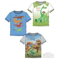 "T-Shirt ""The Good Dinosaur-Arlo & Spot""-πράσινη"