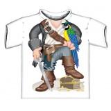 T-Shirt Πειρατής
