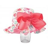 """Καπέλο & κλιπ """"Flamingo"""""""