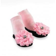 Καλτσάκια Baby Buds Flower Pink