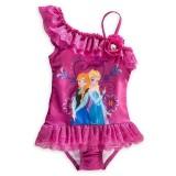 """Μαγιό Frozen """"Elsa & Anna"""" hot pink"""