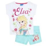 """Σετ  τοπ & σορτσάκι """"Frozen Elsa"""""""