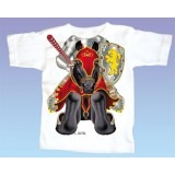 T-Shirt Ιππότης με άλογο