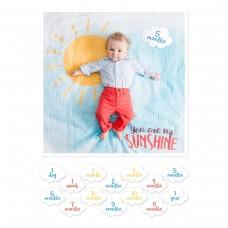 """Πάνα - Κάρτες """"First Year You Are My Sunshine"""""""