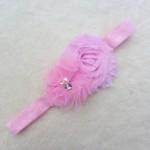 """Κορδέλα """"Pink roses"""""""