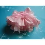 """Κάλυμμα πάνας """"Pink bow"""""""
