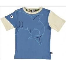 Μπλούζα καρχαρίας με δόντια