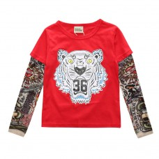 "Tattoo T-Shirt ""Lion"""
