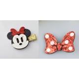 """Κλιπ """"Minnie Mouse"""" Minnie & Φιόγκος πουά"""