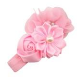 """Κορδέλα """"Pink flowers"""""""