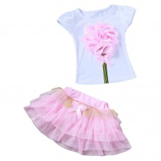 """Σετ """"Pink flower"""""""