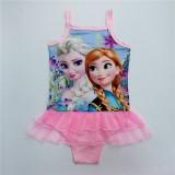 """Μαγιό """"Frozen Elsa & Anna"""""""