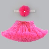 "Σετ ""Hot Pink Pettiskirt"""