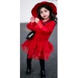 """Φόρεμα """"Red tutu"""""""