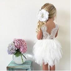 """Φόρεμα """"White lace"""""""