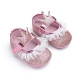 """Παπουτσάκια αγκαλιάς """"Pink Crown"""""""