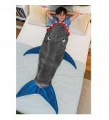 """Κουβέρτα """"Καρχαρίας"""""""