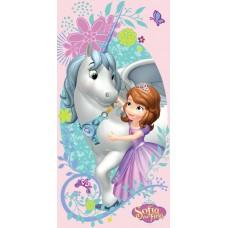 """Πετσέτα θαλάσσης """"Princess Sofia"""""""