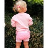 Σορτσάκι ροζ ruffles Rufflebutts