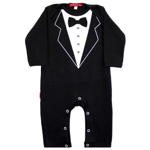 Oh Baby London Φορμάκι Black Tuxedo 7fb9aed9c44
