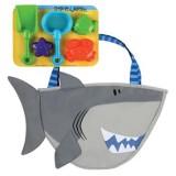 Τσάντα θαλάσσης με κουβαδάκια Καρχαρίας Stephen Joseph