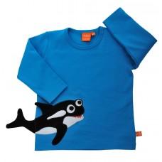 Lipfish Μπλούζα Φαλαινίτσα