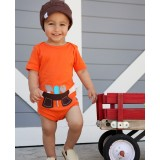Φορμάκι Orange Tool Belt Ruggedbutts