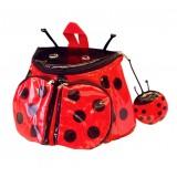 Παιδική τσάντα πασχαλίτσα Kidorable