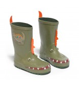 Rain boots dinosaur Kidorable