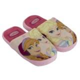 """Παντόφλες """"Frozen Elsa &-Anna"""" ροζ"""
