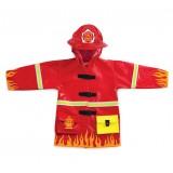 Αδιάβροχο πυροσβέστης Kidorable