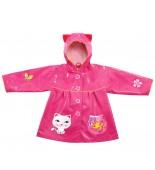 Raincoat cat Kidorable