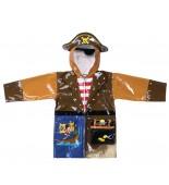 Raincoat pirate Kidorable