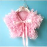 """Μπολερό """"lace pink"""""""