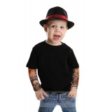 "Tattoo T-Shirt ""Black"""