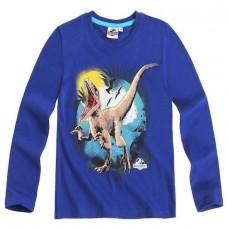 """Μπλούζα """"Jurassic world"""" blue"""