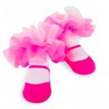 Καλτσάκια Pink Chiffon