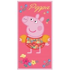 """Πετσέτα θαλάσσης """"Peppa Pig"""""""