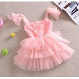 """Φόρεμα """"Pink roses"""""""