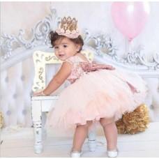 """Φόρεμα """"Pink Bow"""""""