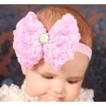 """Κορδέλα """"Pink bow"""""""