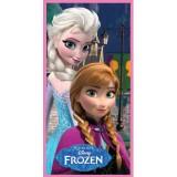 "Beachtowel ""Frozen Elsa & Anna"""
