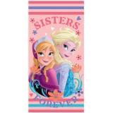 "Beachtowel ""Frozen Elsa & Anna"" sisters"