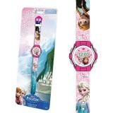 """Ρολόι """"Frozen Elsa & Anna"""""""